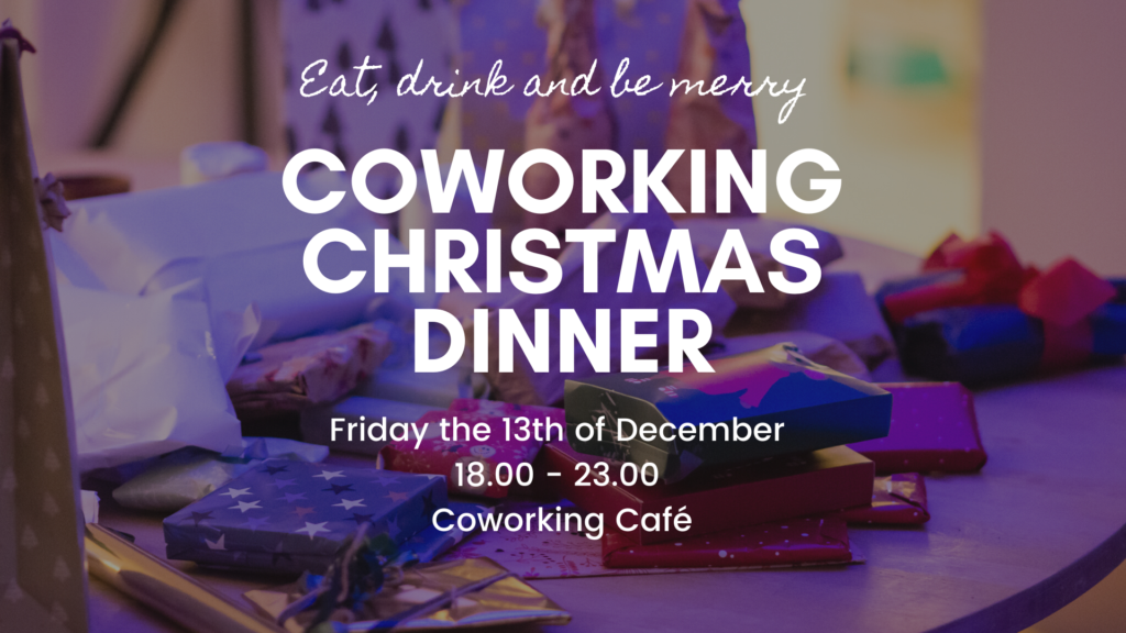 Coworking Christmas Dinner