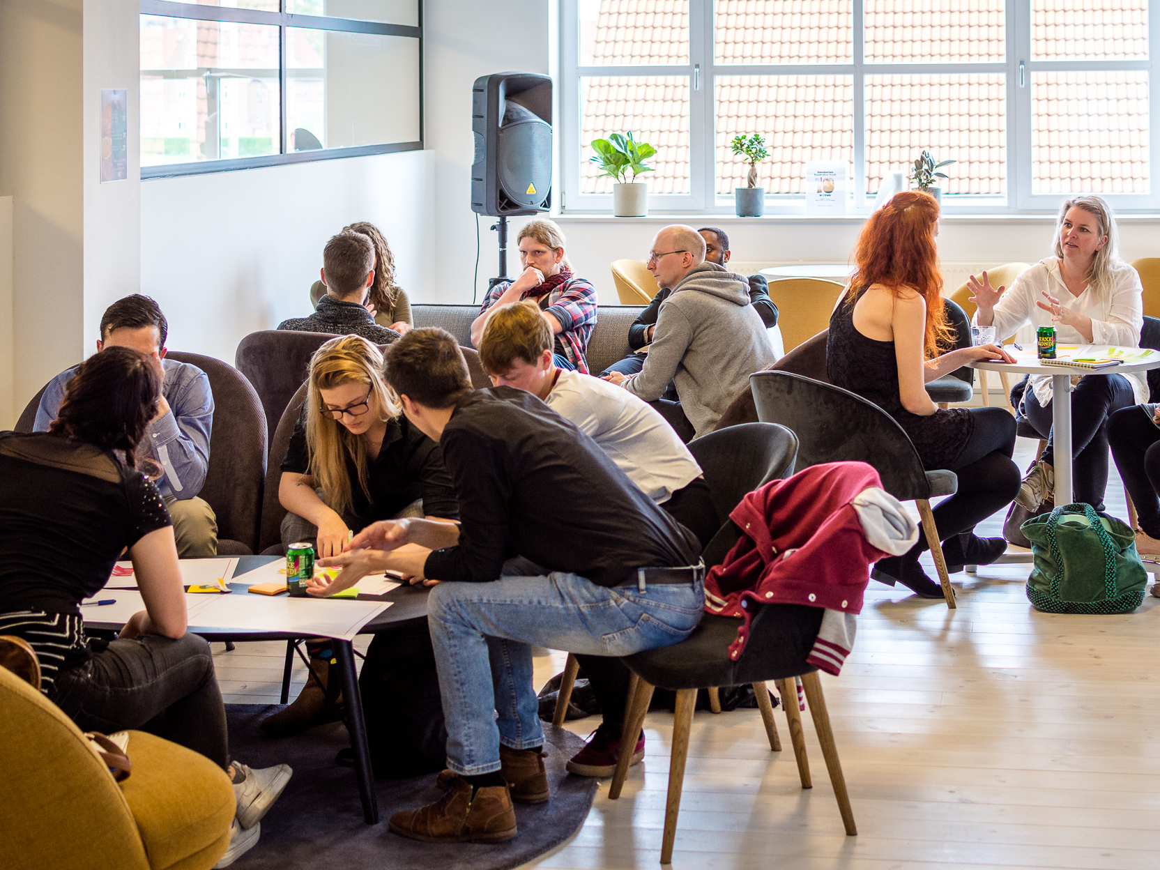 Coworking Plus Event
