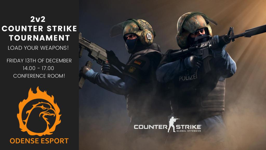 pre counter strike tournament
